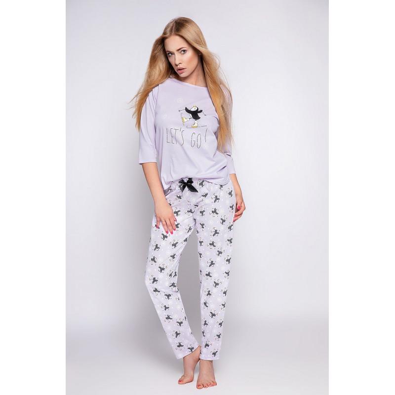 Pyjama femme en Coton - Sensis