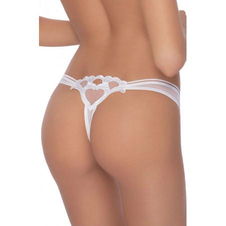 String blanc Lica de chez ROZA Lingerie
