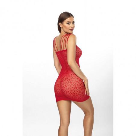 La robe Rouge Rubi - Anaïs lingerie