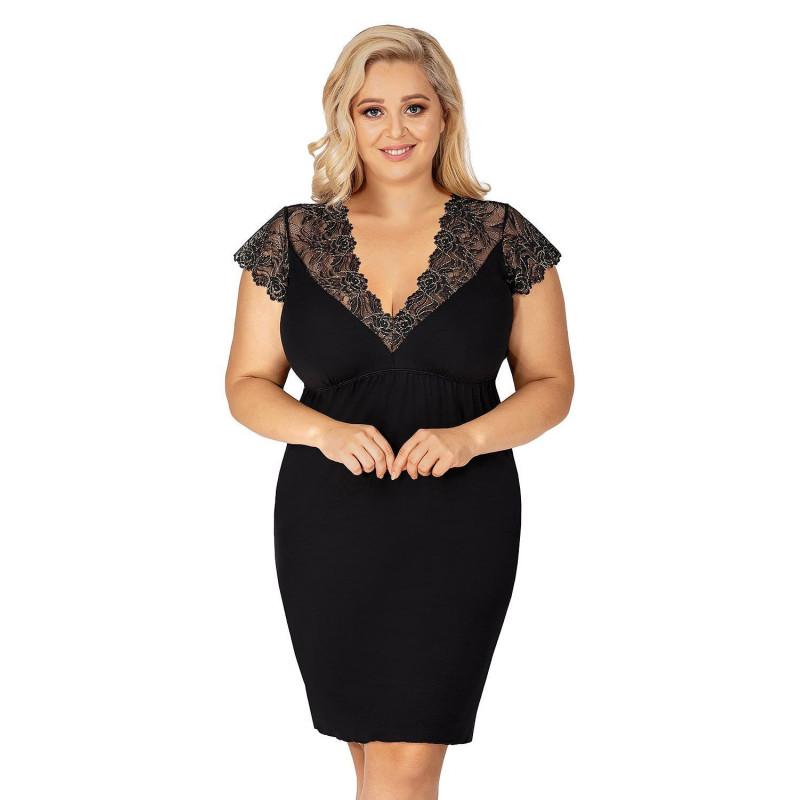 La chemise de nuit grande taille Sharon - Donna