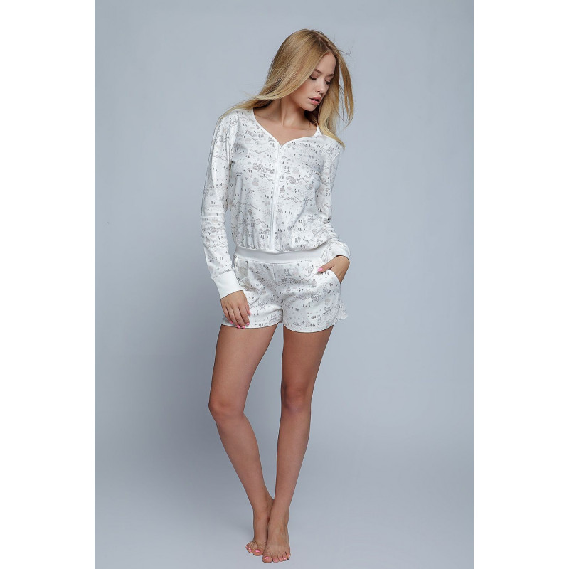 le pyjama combishort Live - Sensis - pyjama femme