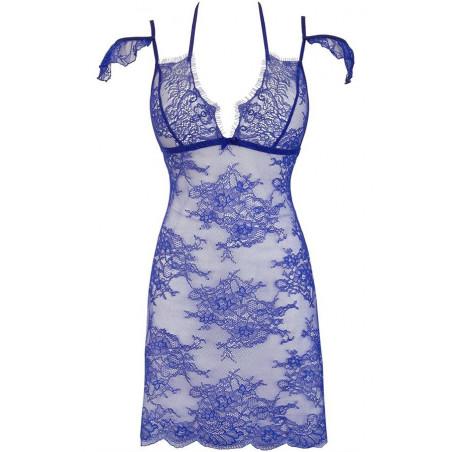 La nuisette sexy bleu V-9609 - Axami