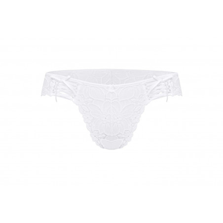 Culotte blanche Damaris - ROZA Lingerie
