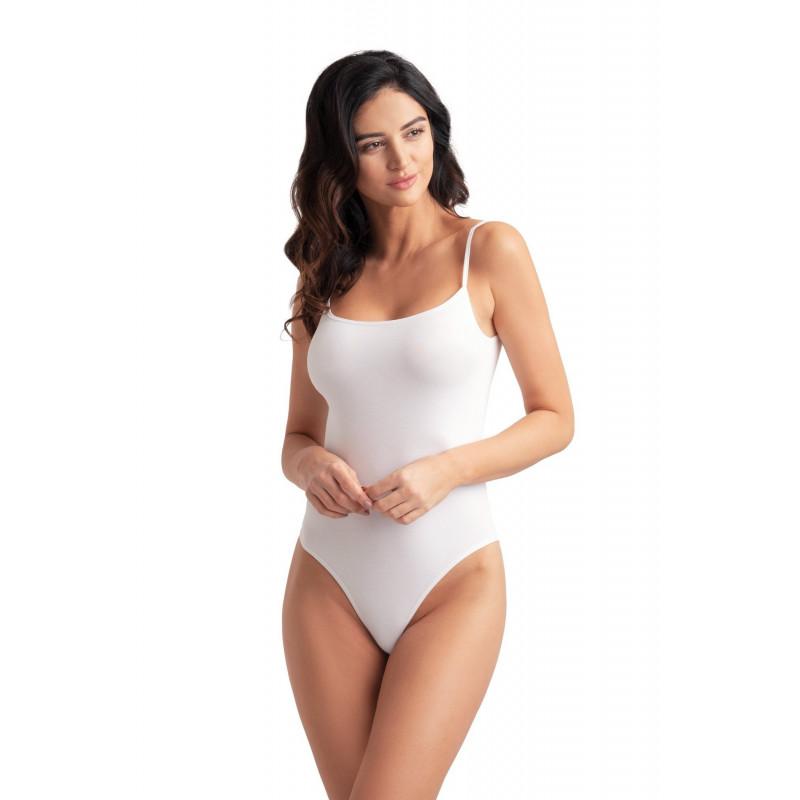 Body en coton Paola - Gorteks Lingerie