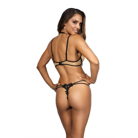 soutien-gorge seins nus V-9661 - Axami