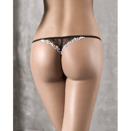 String sexy noir CHARMING de chez Anais lingerie