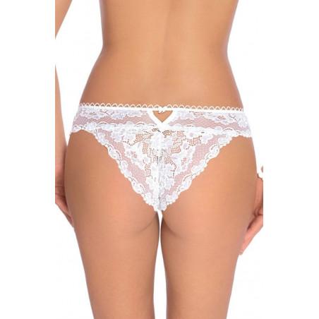 Culotte blanche Madame - ROZA - lingerie féminine