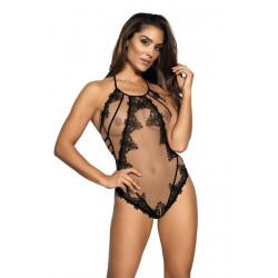 Le body sexy transparent V-8910 par Axami Lingerie
