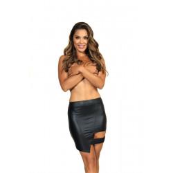 La jupe sexy noire V-9189 par Axami lingerie