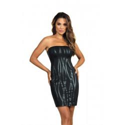 La robe sexy crayon V-9109 par Axami lingerie