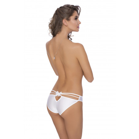 culotte Mimi blanche de chez ROZA Lingerie